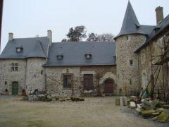 Manoir de la Hélardière (photo Viviane Bosse Perus)
