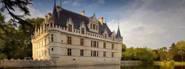 Chateau d\'Azay-le-Rideau - XVIe siecle - Adresses, horaires, tarifs.