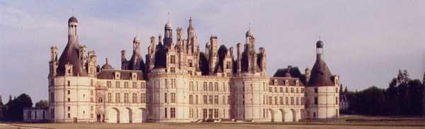 Ch�teau de Chambord