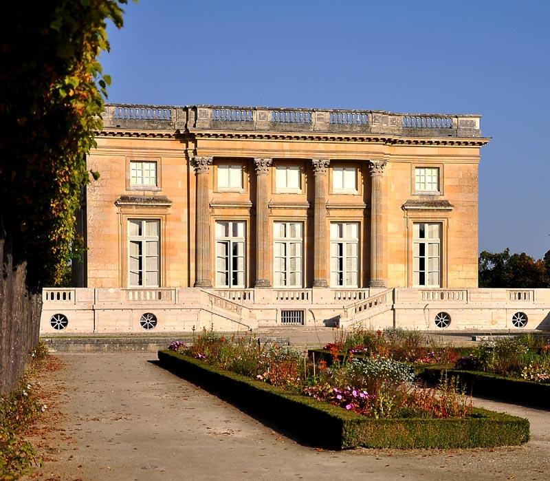 Ch teau du petit trianon xviiie si cle adresses horaires tarifs - Residence grand siecle versailles ...
