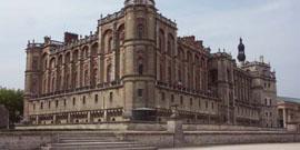 Château de St Germain en Laye