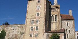 Palais ducal de Moulins