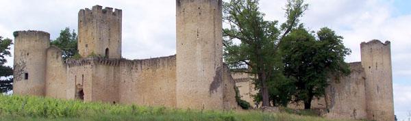 Château de Budos (Richesheures.net)