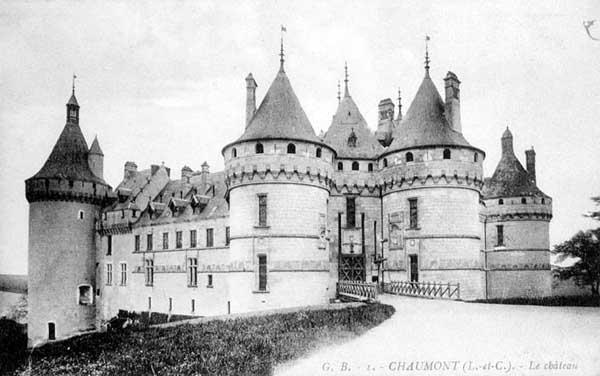 Chateau de chaumont sur loire xve xvie siecle adresses - Chaumont sur loire office du tourisme ...