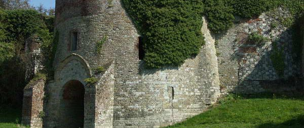 Ch�teau de Montreuil-sur-Mer