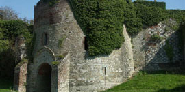 Château de Montreuil-sur-Mer