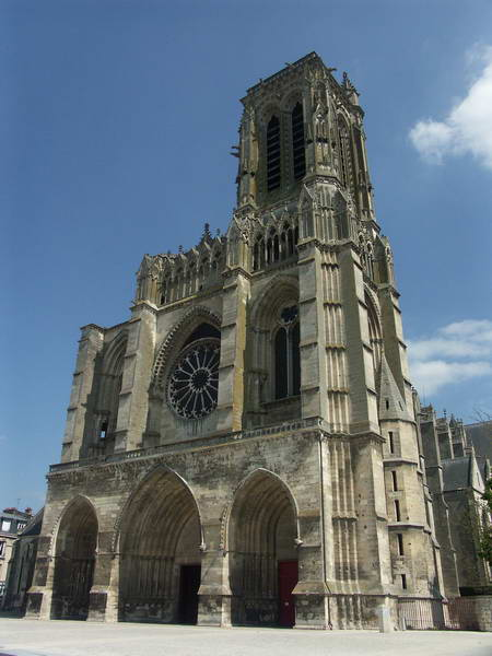 Cathedrale de soissons xiie xive siecle adresses for Buro 02 soissons