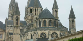 Abbaye aux Hommes - St-Etienne de Caen