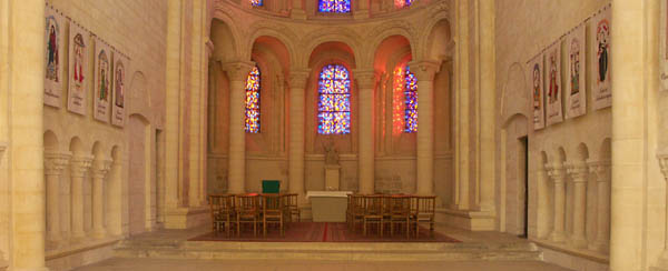 Abbaye aux Dames - Sainte-Trinit� de Caen