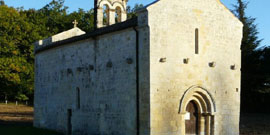 Chapelle prieurale de Tresséroux