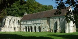 Abbaye de Fontaine-Gu�rard