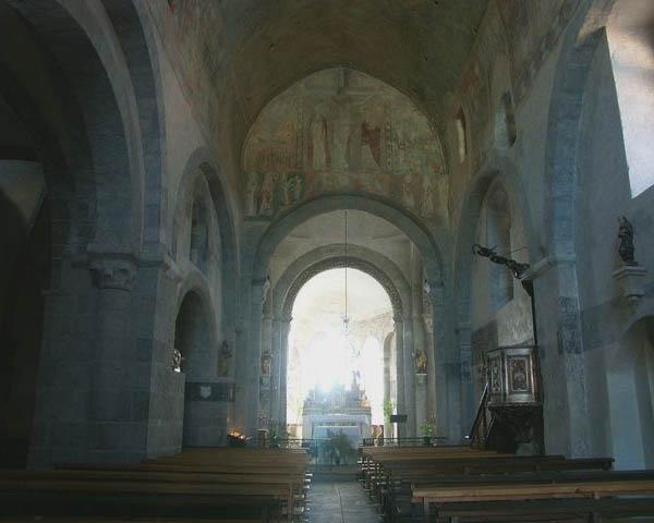 Abbaye saint andr de lavaudieu xie xve si cles - Abbaye de citeaux horaires des offices ...