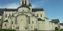 Abbaye de Fontevraud