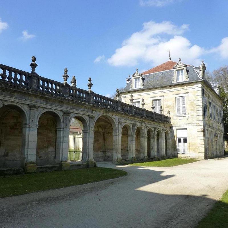 Abbaye de trois fontaines xiie xviiie si cle adresses - Abbaye de citeaux horaires des offices ...