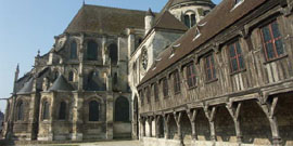 Cathdrale de Noyon