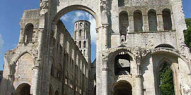 Abbaye de Jumi�ges