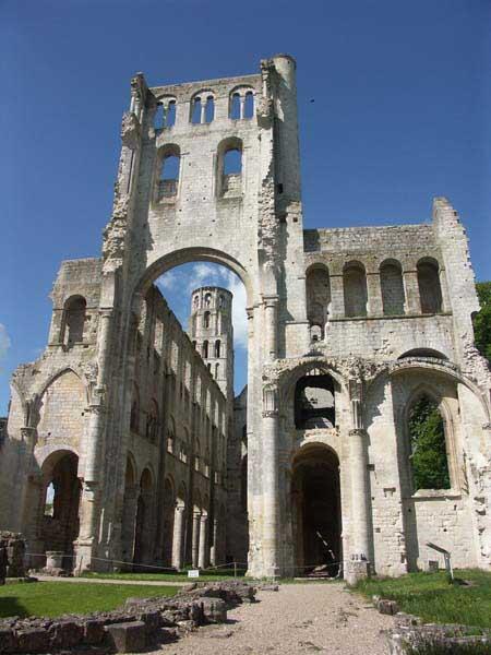Abbaye de jumieges xie xiiie siecle adresses horaires - Abbaye de citeaux horaires des offices ...