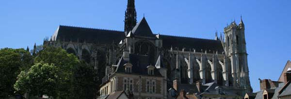 Cath�drale d'Amiens