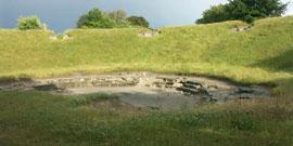 Ruines gallo-romaines de Champlieu